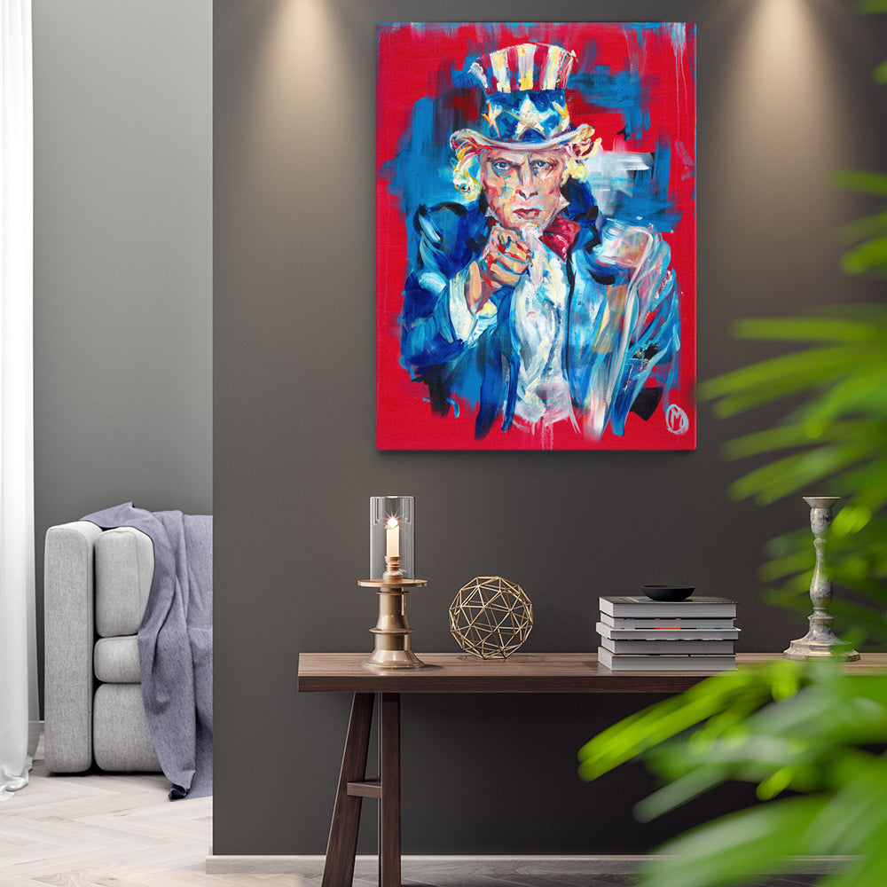 DC Uncle Sam
