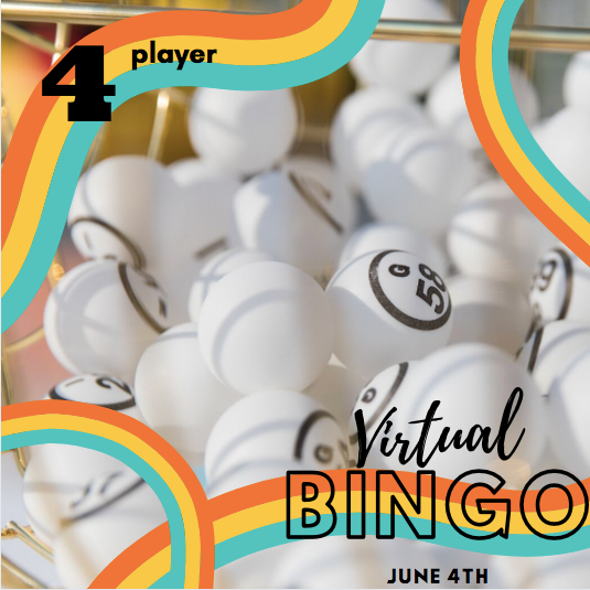 Bingo - 4 Players