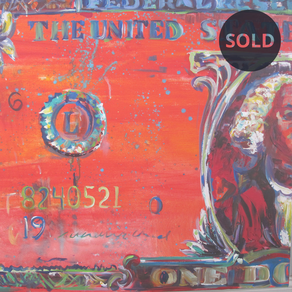 SOCIAL CURRENCY (2012) • 30 x 40