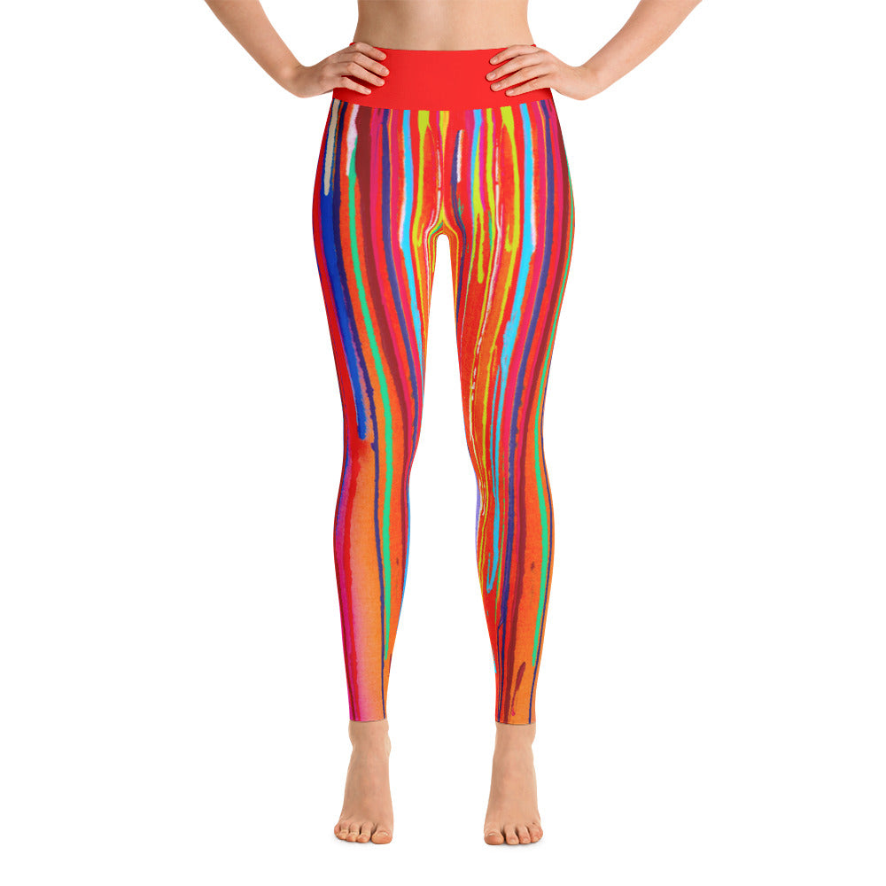 Drip-All-Over Leggings