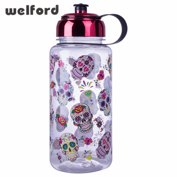 Skull Water Bottle