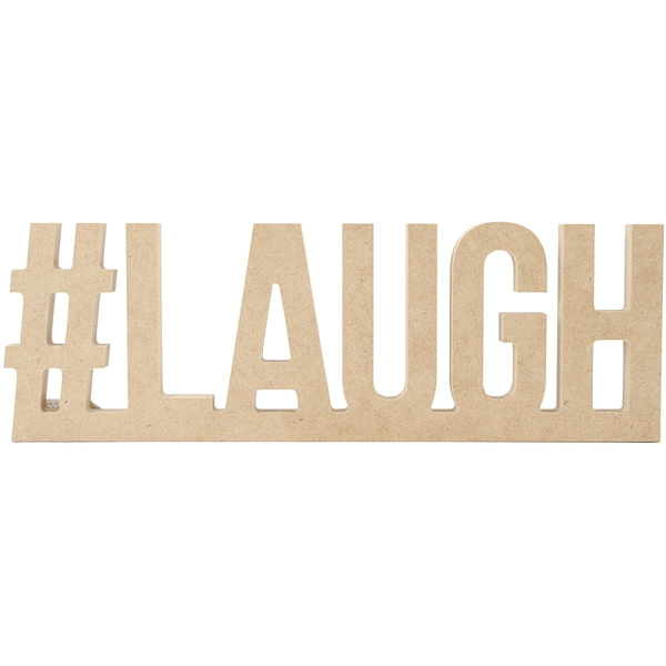 #LAUGH Wall Art