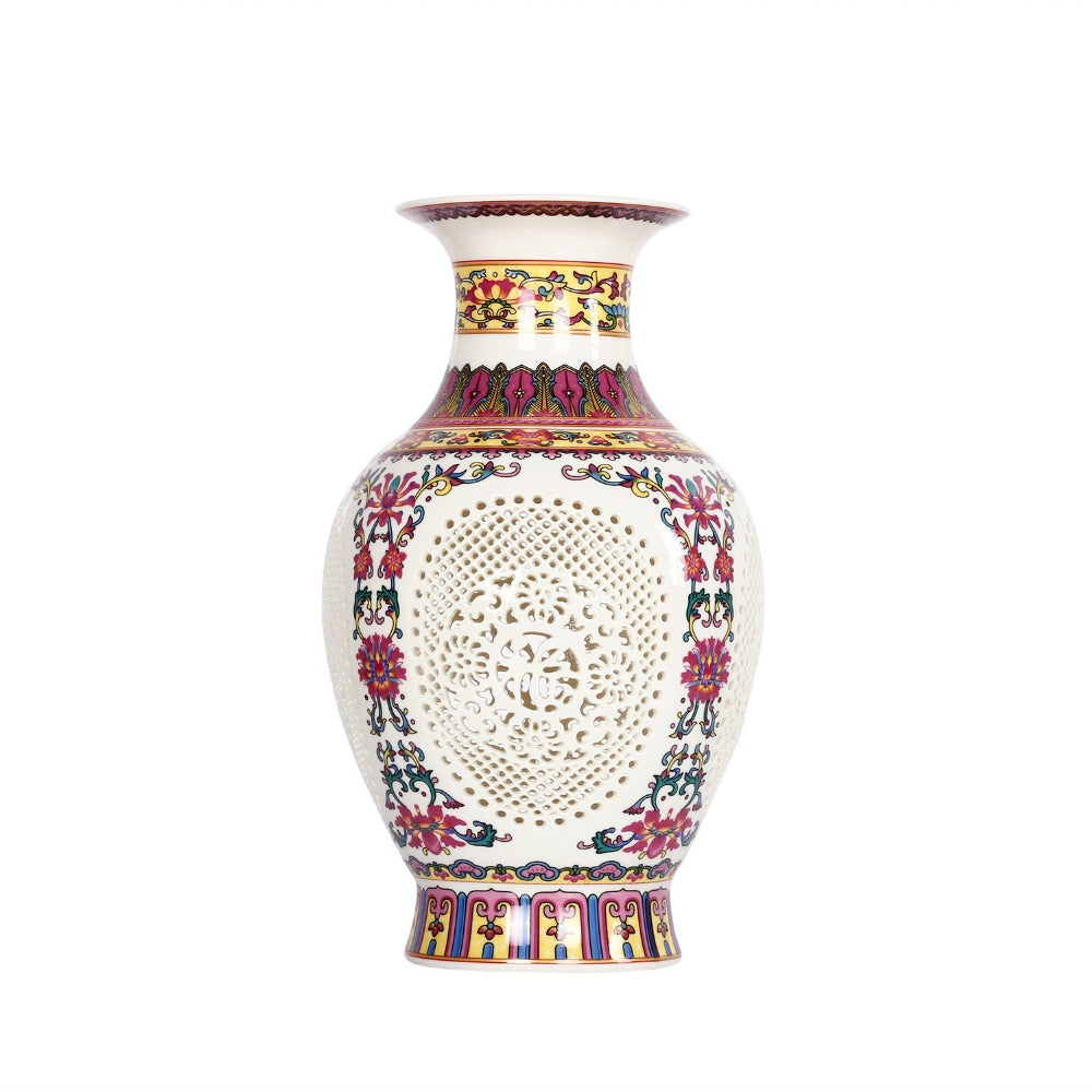 Antique Chinese-Style Vase
