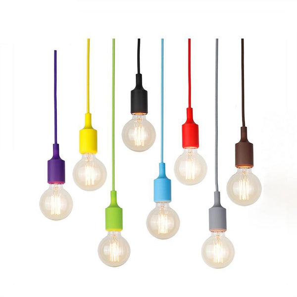 Colorful Pendant Lamp