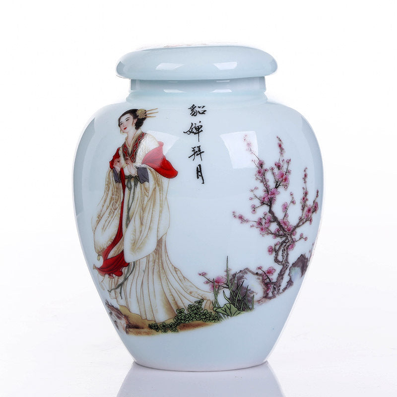 Porcelain Decorative Vase