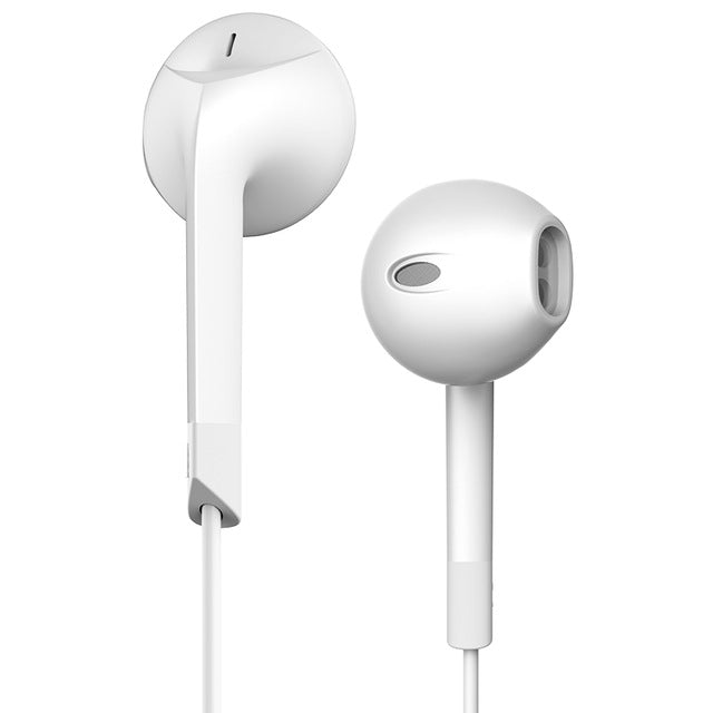Noise Canceling Earbuds with Microphone