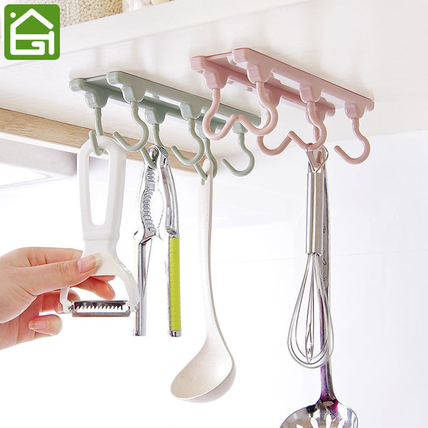 Cupboard Hook Organizer