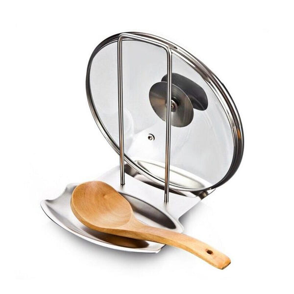Stainless Steel Spoon Holder
