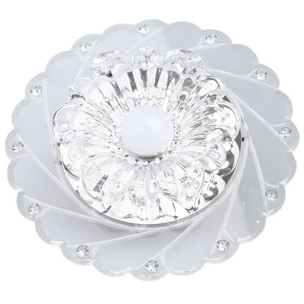Crystal LED Ceiling Light