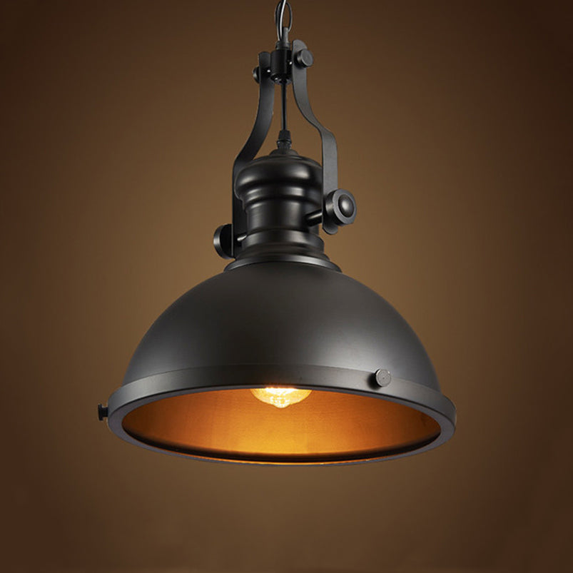 Iron Pendant Lamp