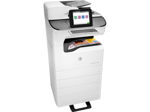 HP PageWide Enterprise Color Flow 785z+ MFP