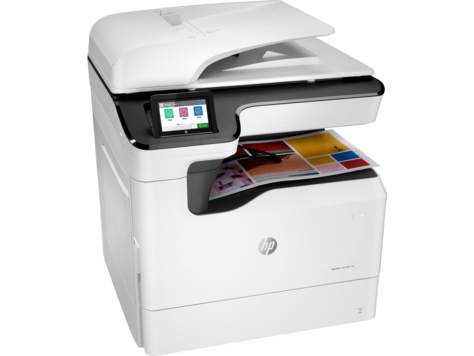HP PageWide Pro Color 774dns MFP