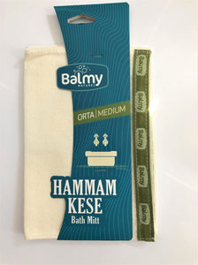 Medium Coarse Hammam Mitt
