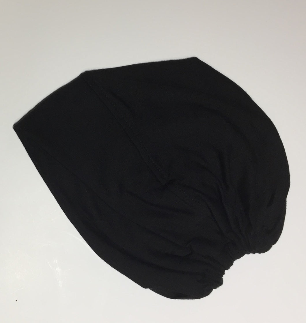 Quality Hijab Under Caps/ Bonnet with V Front
