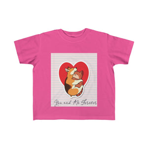 Kid's T-Shirt You and Me together - mysterynb