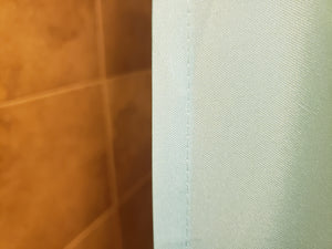 Shower Bath Durable Custom Rustproof Water-Repellent 71 x 74 Fabric Non Toxic 100% Curtain - mysterynb
