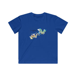 Butterfly Honey Matching Family Custom Handmade Youth Kids T-Shirt Made in USA - mysterynb