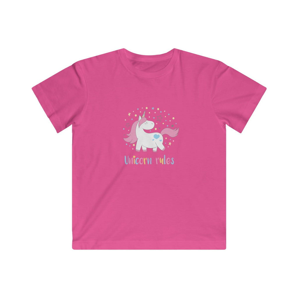Unicorn Horse Girl Matching T-Shirt - mysterynb