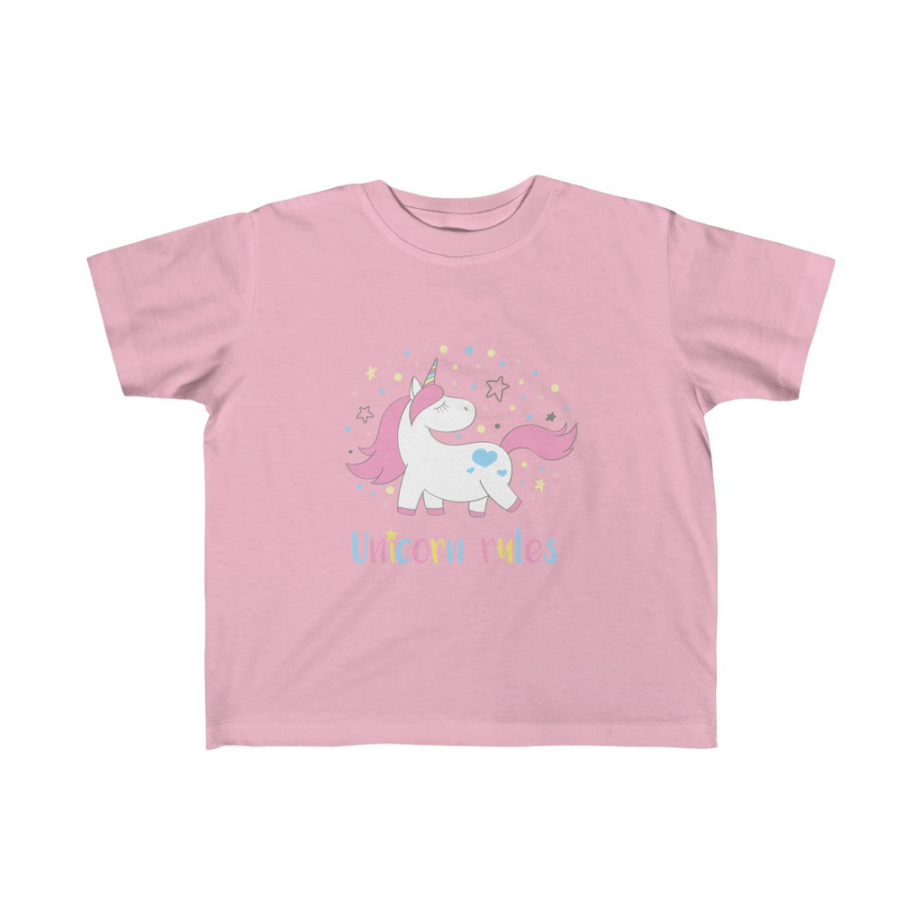 Unicorn Horse Matching Kid's T-Shirt - mysterynb
