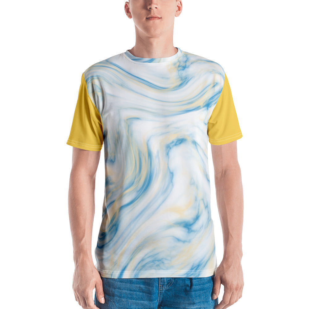 Ocean Breeze Day 4 Custom Best Gift for Him Men's T-shirt - mysterynb