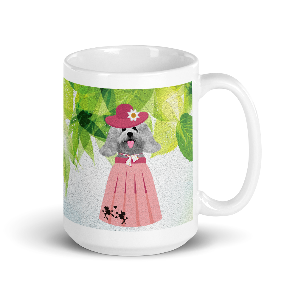 Cockapoo Lovers Mug, Dog Mugs, Dog Lovers, Dog Cofee Mug, Dog Mug, Kids Mugs