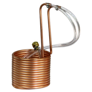 "Chiller 25' Compact Copper 3/8"" OD with Tubing"