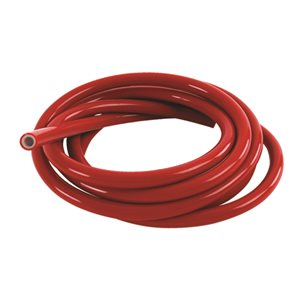 "CO2 Gas Red Vinyl Tubing 5/16"" per foot"