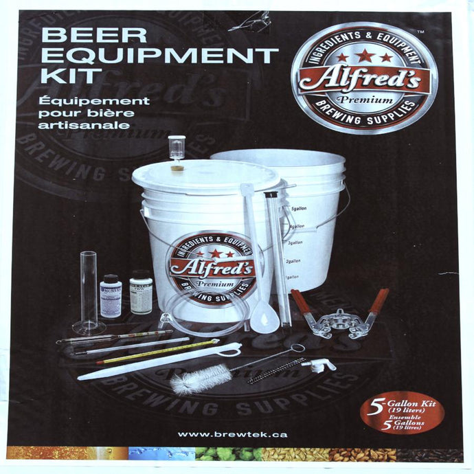 Alfred's Beer Equipment Kit