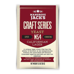 Californian Lager M54 Yeast 10g