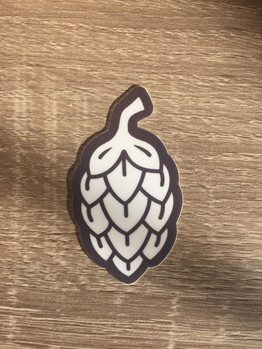 Die Cut Hopback Sticker