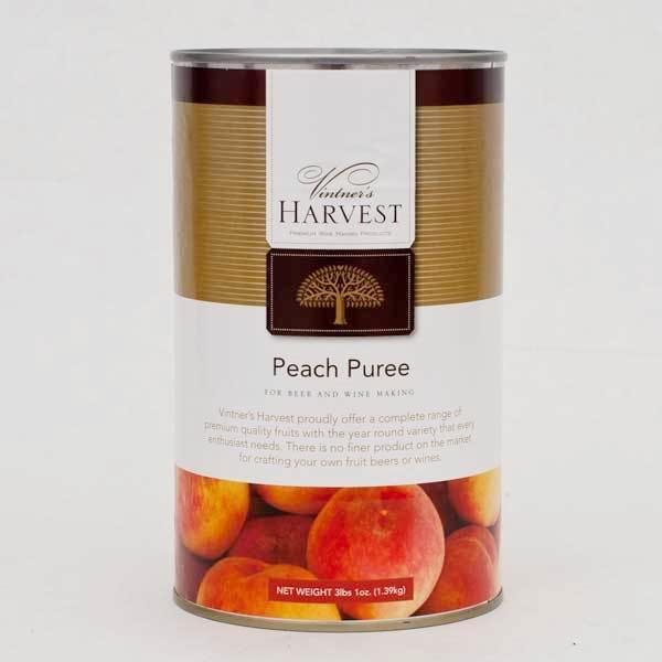 Peach Puree 49 oz - Vintner's Harvest