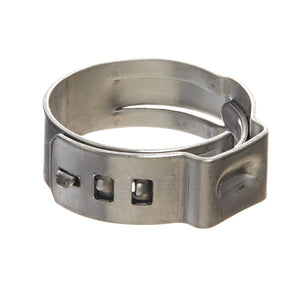 Stainless Steel Step Less Clamp 3/8""