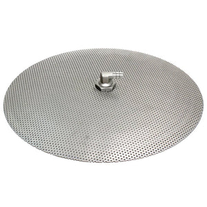 STAINLESS STEEL FALSE BOTTOM 12""