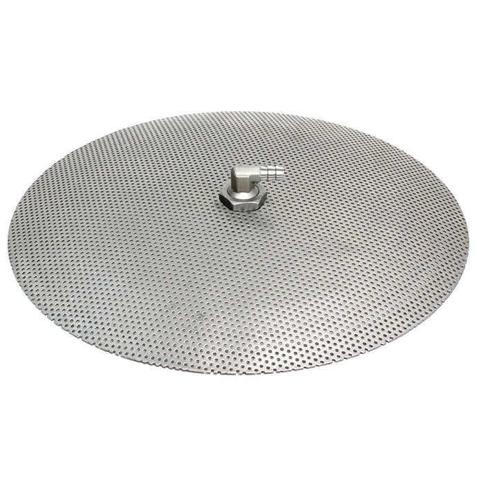 STAINLESS STEEL FALSE BOTTOM 12