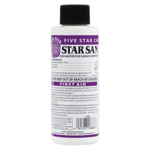 Five Star - Star San - 4oz