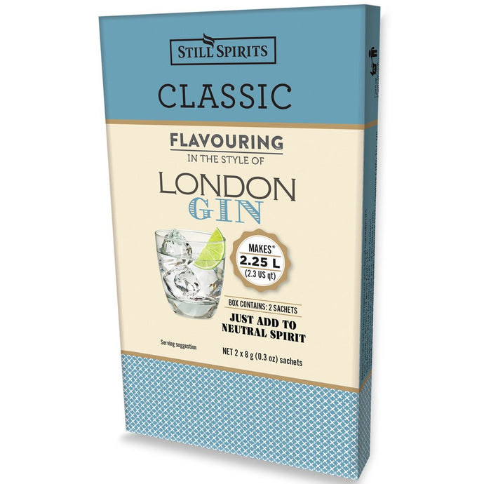 Classic London Gin Duplex Flavouring 58ml