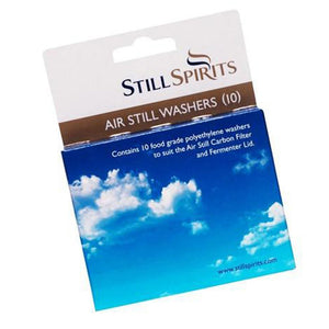 Air Still Washers - 10 per pack