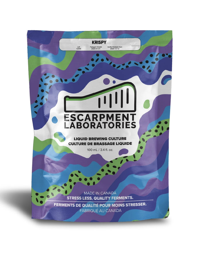 Escarpment Laboratories - KRISPY Yeast