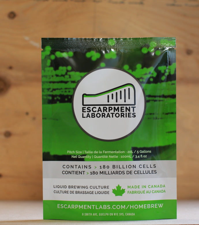 Escarpment Laboratories - Ringwood Ale Yeast