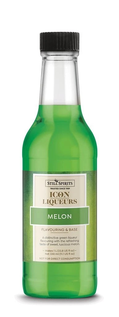 Icon Melon - Icon Liqueurs (Glass)