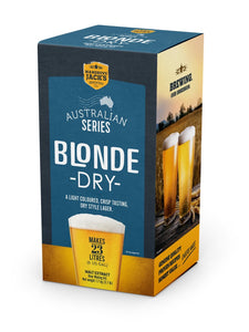 Mangrove Jack's Australian Brewer's series - Blonde Dry - Extract (Makes 23 Litres)