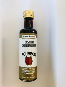 Top Shelf Essences - Bourbon 50ml