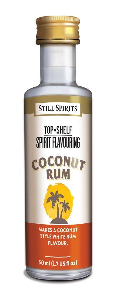 Top Shelf Coconut Rum - 50ml