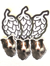 Die Cut Hopback Brew Dog Luca Sticker
