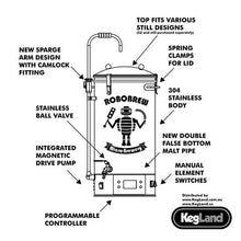 RoboBrew 35L GEN 3.1 CDN Version