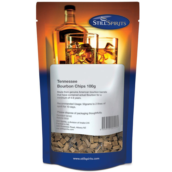 Still Spirits Tennessee Bourbon Chips 100 grams