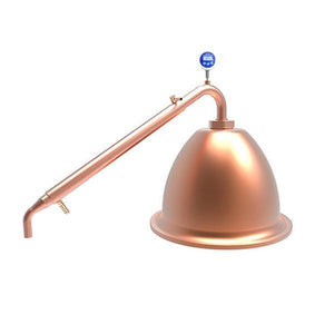 Alembic Copper Dome Complete Assembly - Still Spirits