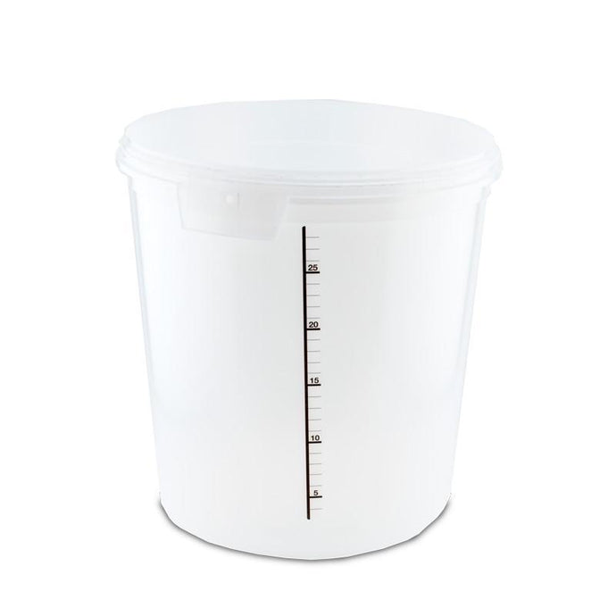 8.5 Gallon - 32 litres Food Grade Bucket Lid included