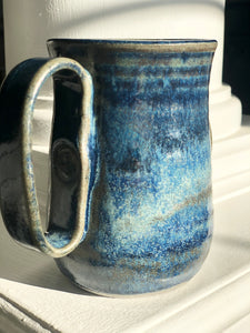 Beer Stein Local Handmade Pottery 500ml