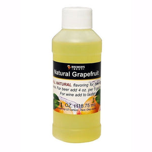 Natural Grapefruit Flavouring - 4oz